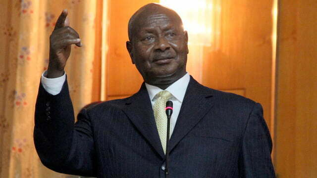 Doctors told me indisciplined Bobi Wine has no head or chest injuries or bone fractures - Museveni