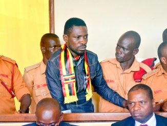 Health specialists deployed in Gulu prison to treat Bobi Wine