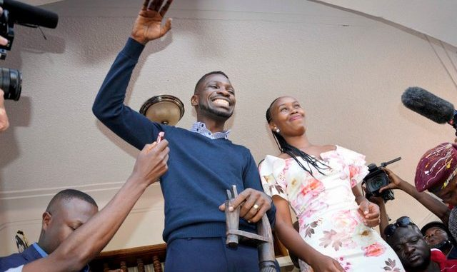 Bobi Wine vows to continue fighting for freedom