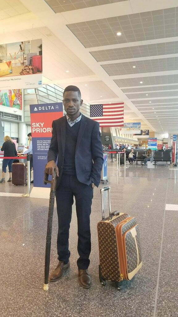 Security heightened in Kampala, Entebbe as Bobi Wine returns