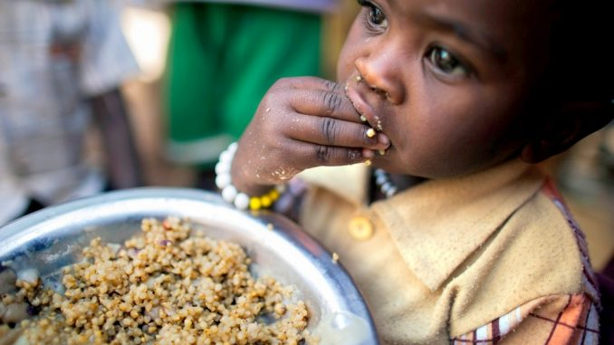 Conflicts, extreme weather threaten access to food in Uganda