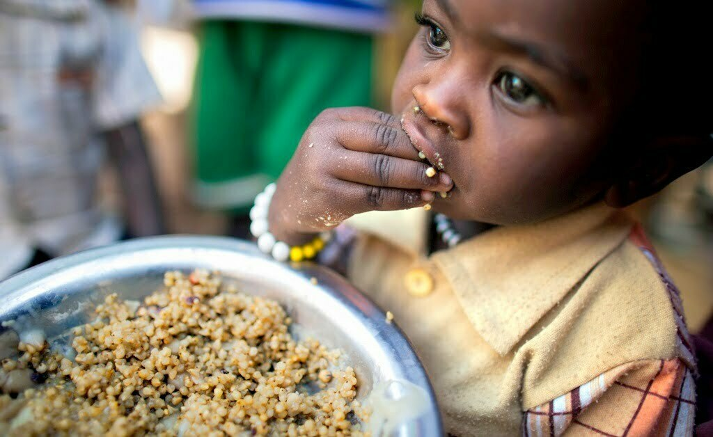 Food crisis in East Africa