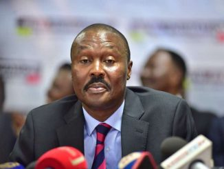 Gen. Mugisha Muntu unveils new political group, the New Formation