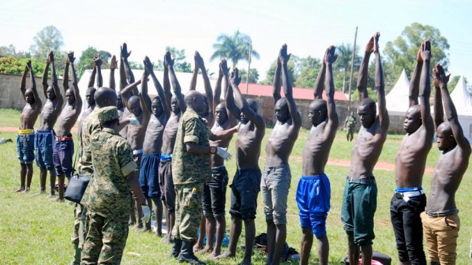 UPDF to start LDU recruitment next week