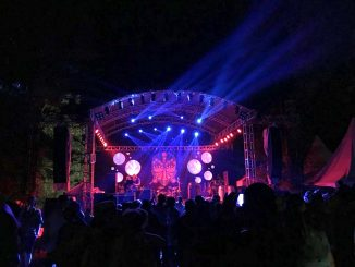 Thousands party on first night of Nyege Nyege festival
