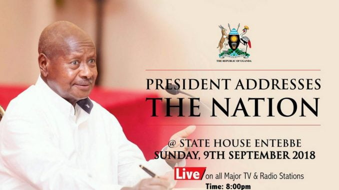 President Museveni's nation address: What Ugandans expect