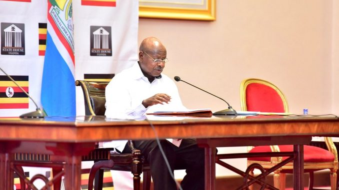 President Museveni's full speech on the nation's state of affairs