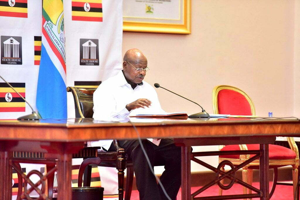 President Museveni's State of Nation Address-001