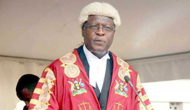 NRM MPs interfering with independence of judiciary - Chief Justice Katurebe