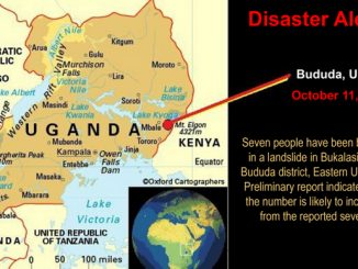 Landslides kill 7 in Bududa, eastern Uganda