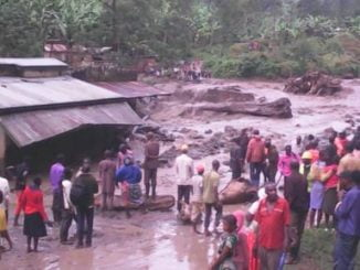 UPDATE: Bududa mudslides kill 25, over 400 missing