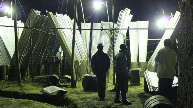 Grasshopper trappers protest revised Umeme power fees