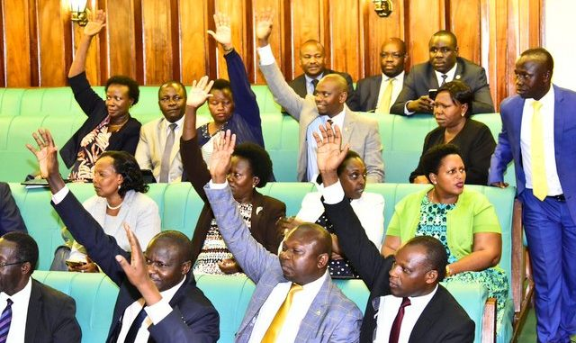 Ugandan MPs vow to fight mobile money tax