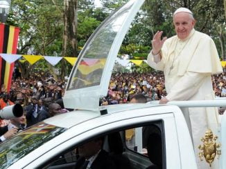 Pope Francis could use old vehicles on second visit to Uganda