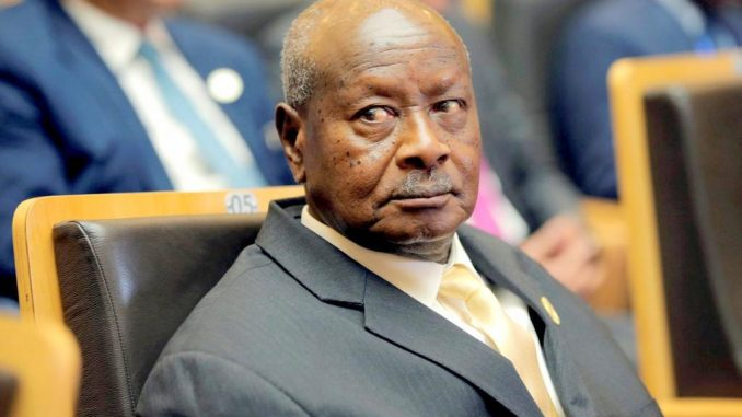 President Museveni cautions men against abusing circumcision