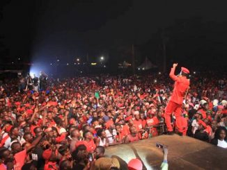 Over 80 people arrested for theft at Bobi Wine's Kyarenga concert