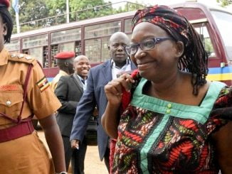Dr. Stella Nyanzi further remanded back to Luzira Prison