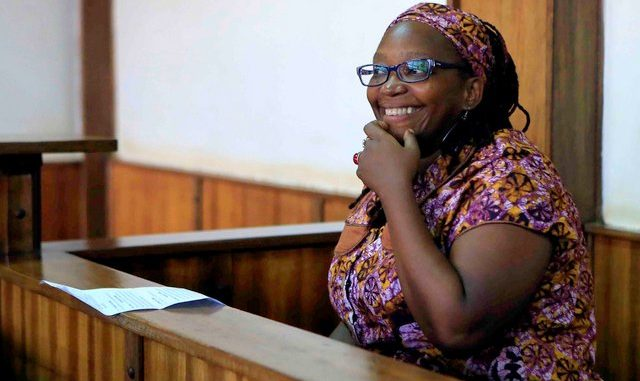 Dr. Stella Nyanzi rejects bail, sent back to Luzira Prison