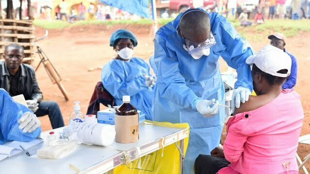 Ebola vaccination to start next week in Uganda's high risk districts
