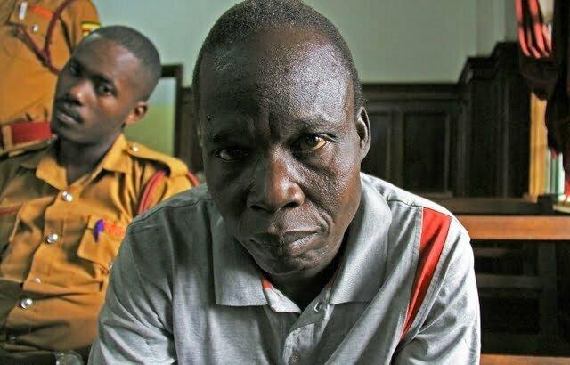 Former LRA rebel commander Thomas Kwoyelo