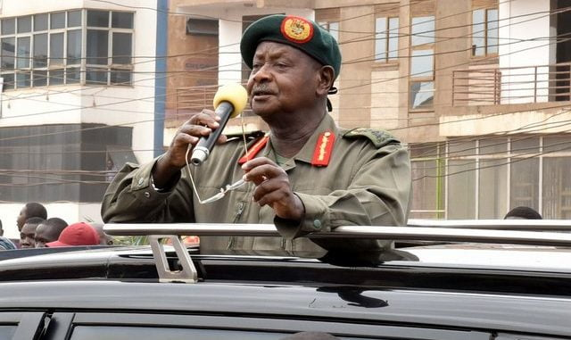 Kampala taxi operators divided over President Museveni's money