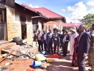 Eyewitness account of Rakai school fire