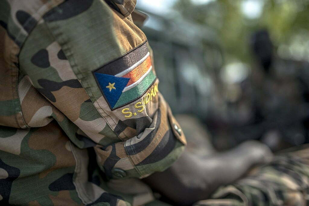 South Sudanese soldiers given two weeks to vacate Uganda