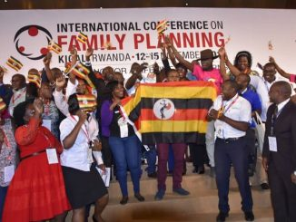 Uganda wins family planning award