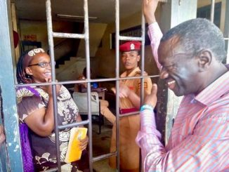 Dr. Stella Nyanzi's case flops, further remanded to Luzira