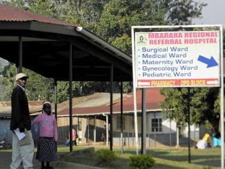 Mbarara hospital lacks Tuberculosis ward