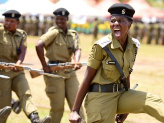 Uganda police female officers decry sexual harassment