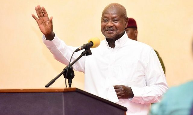 President Museveni declines to stop operations against illegal fishing