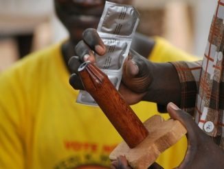 Condom shortage hits Gulu