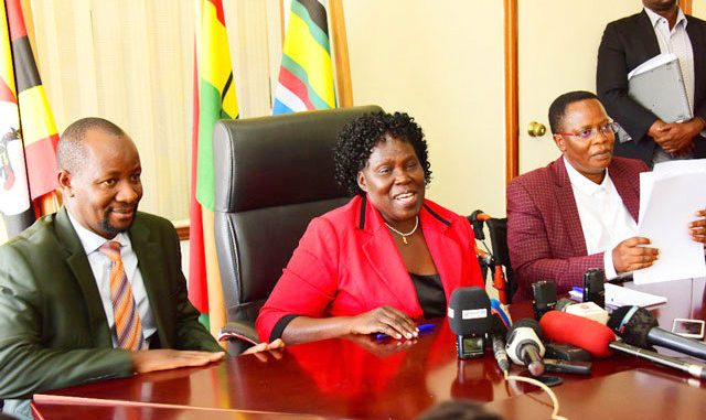 NRM plotting to change presidential election process – Opposition