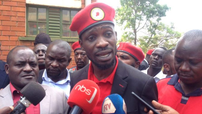 Bobi Wine demands confiscated wedding ring, vehicles
