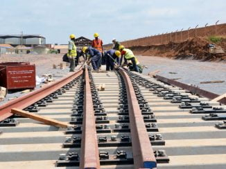 Minister assures Ugandans on Standard Gauge Railway project