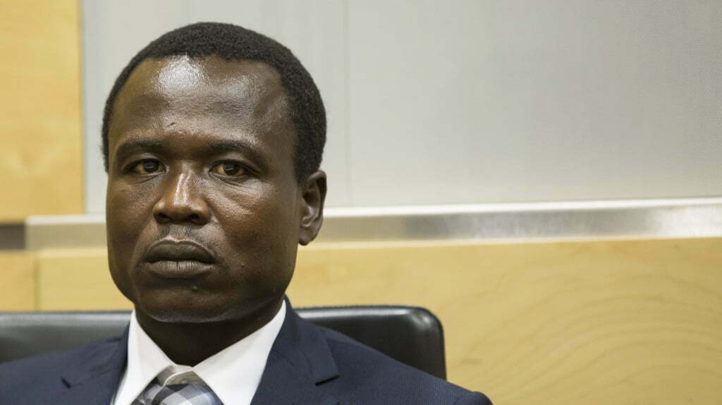 Dominic Ongwen trial