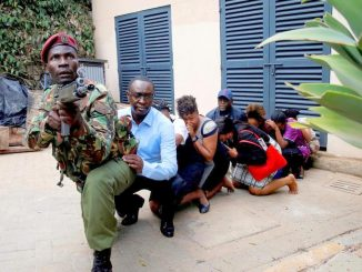Kenyan security takes full control of DusitD2 Hotel complex