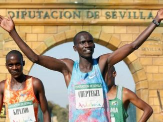 Ugandan Jacob Kiplimo wins Cross Internacional De Itálica