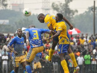 Congo's AS Otoho eliminates KCCA FC