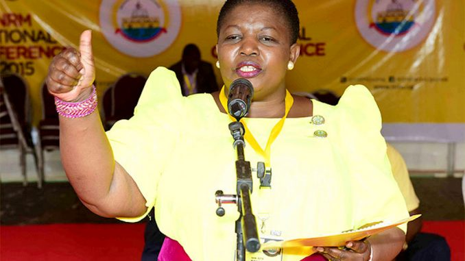 NRM starts 2021 road map with mobilizing voters to get IDs