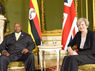 UK rejects demands for travel ban on Uganda gov't officials