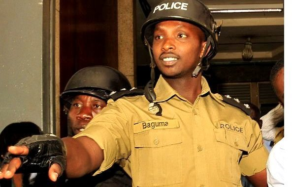 SP Aaron Baguma to head private security and firearms department