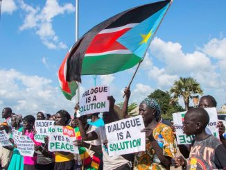 South Sudan authorities ask nationals to return home