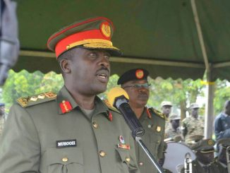 Uganda is facing increased foreign security threats - Gen. Muhoozi