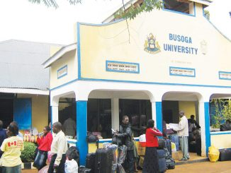 Ugandan government to take over Busoga University