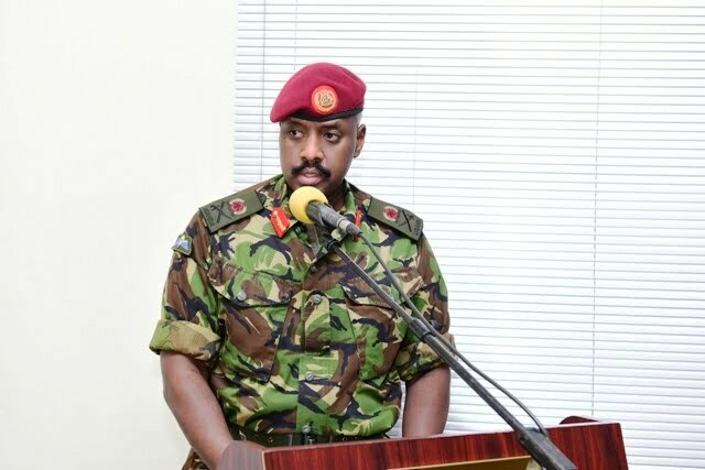 Muhoozi Kainerugaba have been promoted from Maj. Gen to Lt Gen