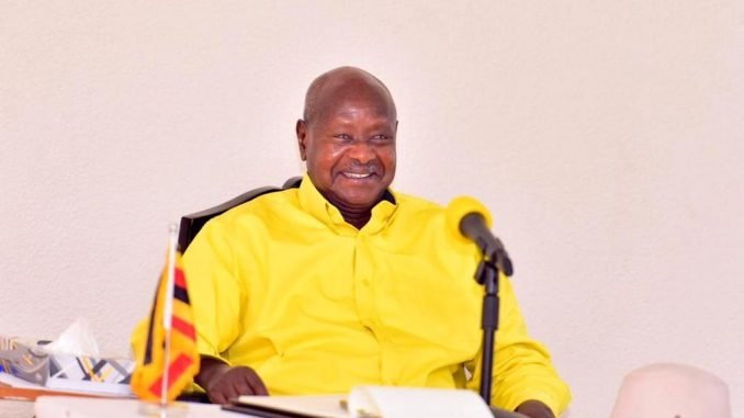 NRM endorses Museveni as sole candidate in 2021