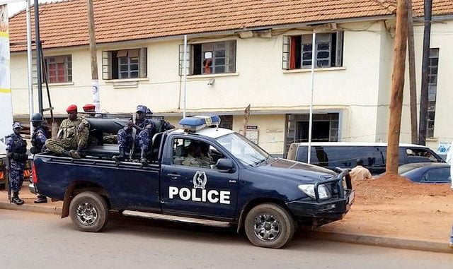 Uganda police to 'watermark' bond papers