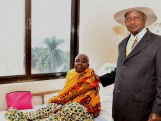 Rwenzururu Queen Mother in Intensive Care Unit